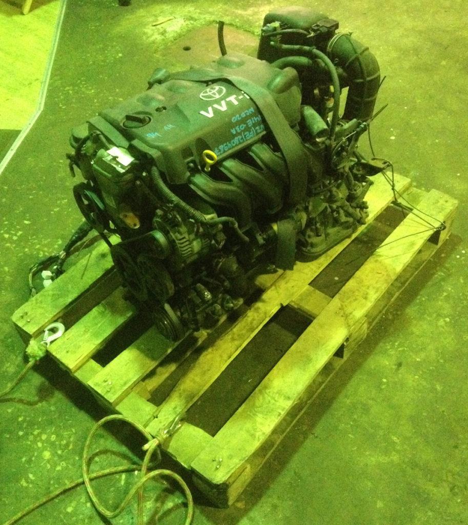 Контрактный двигатель 1
